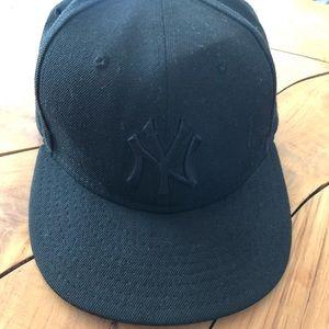 New York Yankees Hat Fitted Baseball New Era 7 1/4